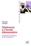 livre violence à l'ecole