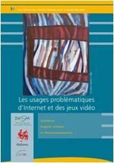 usages problématiques d'internet et des jeux vidéo