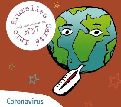 corona bxls santé